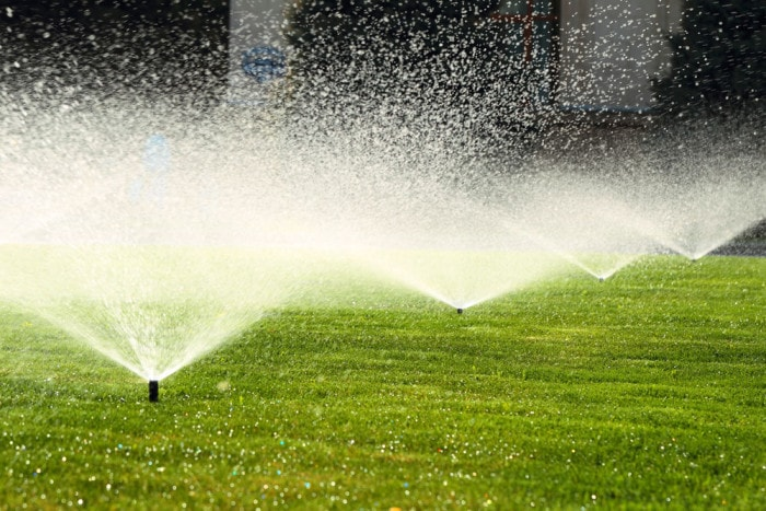 Aaric's Irrigation, Lighting & Sod Works