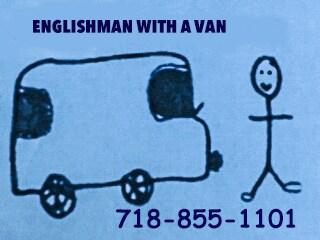 English Man with a Van