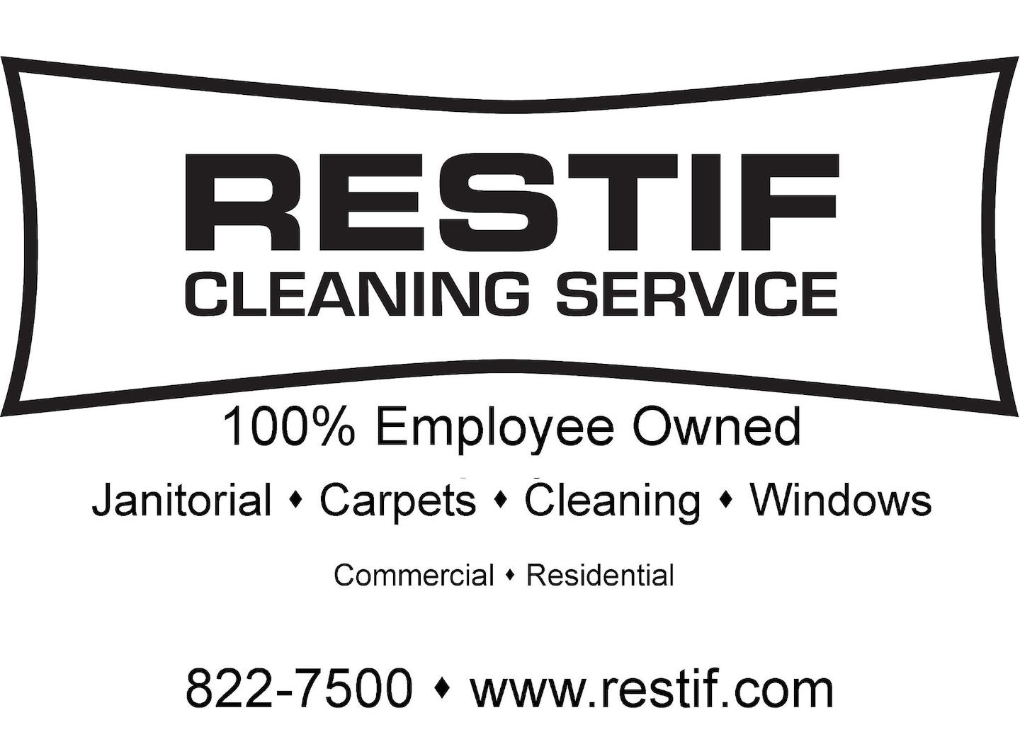 Restif Cleaning Service Cooperative, Inc.