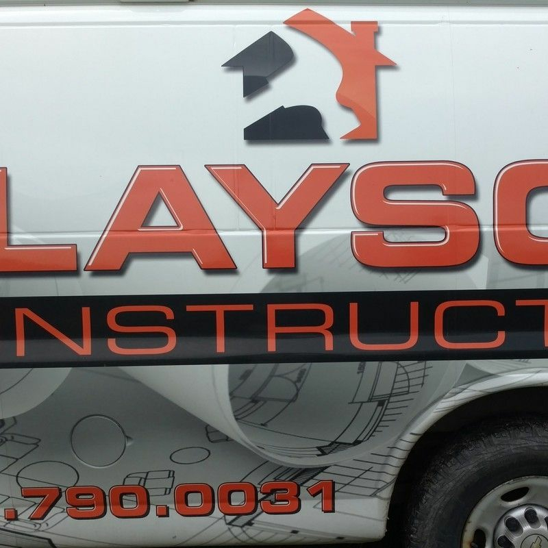 CLAYSON CONSTRUCTION