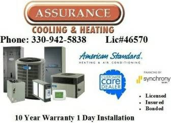 Assurance Cooling & Heating
