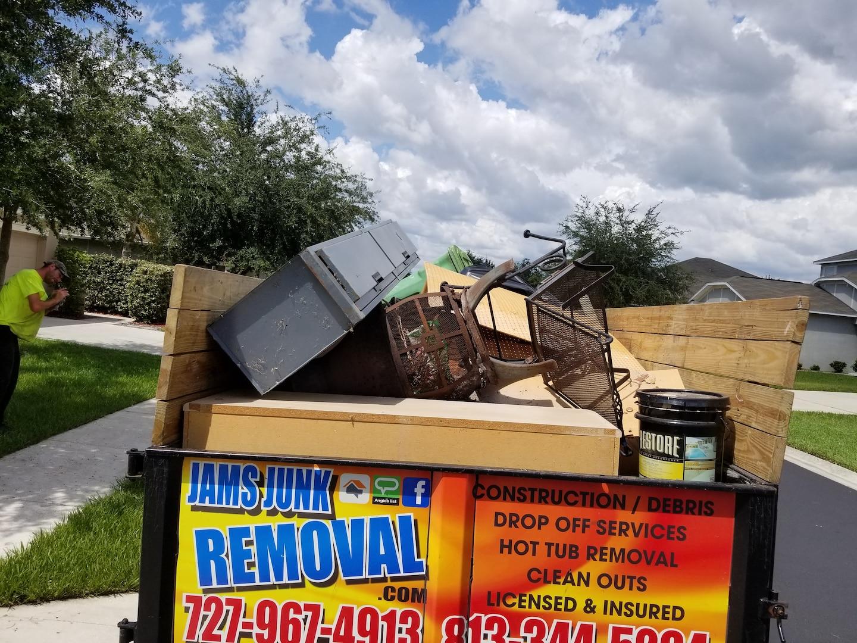 Jams Junk Removal LLC