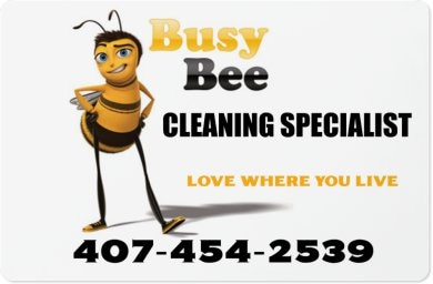 Busy Bee Cleaning Specialist