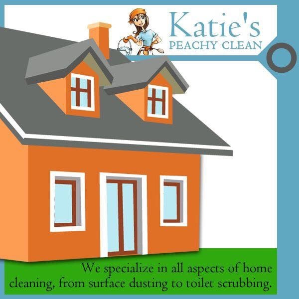 Katie's Peachy Clean