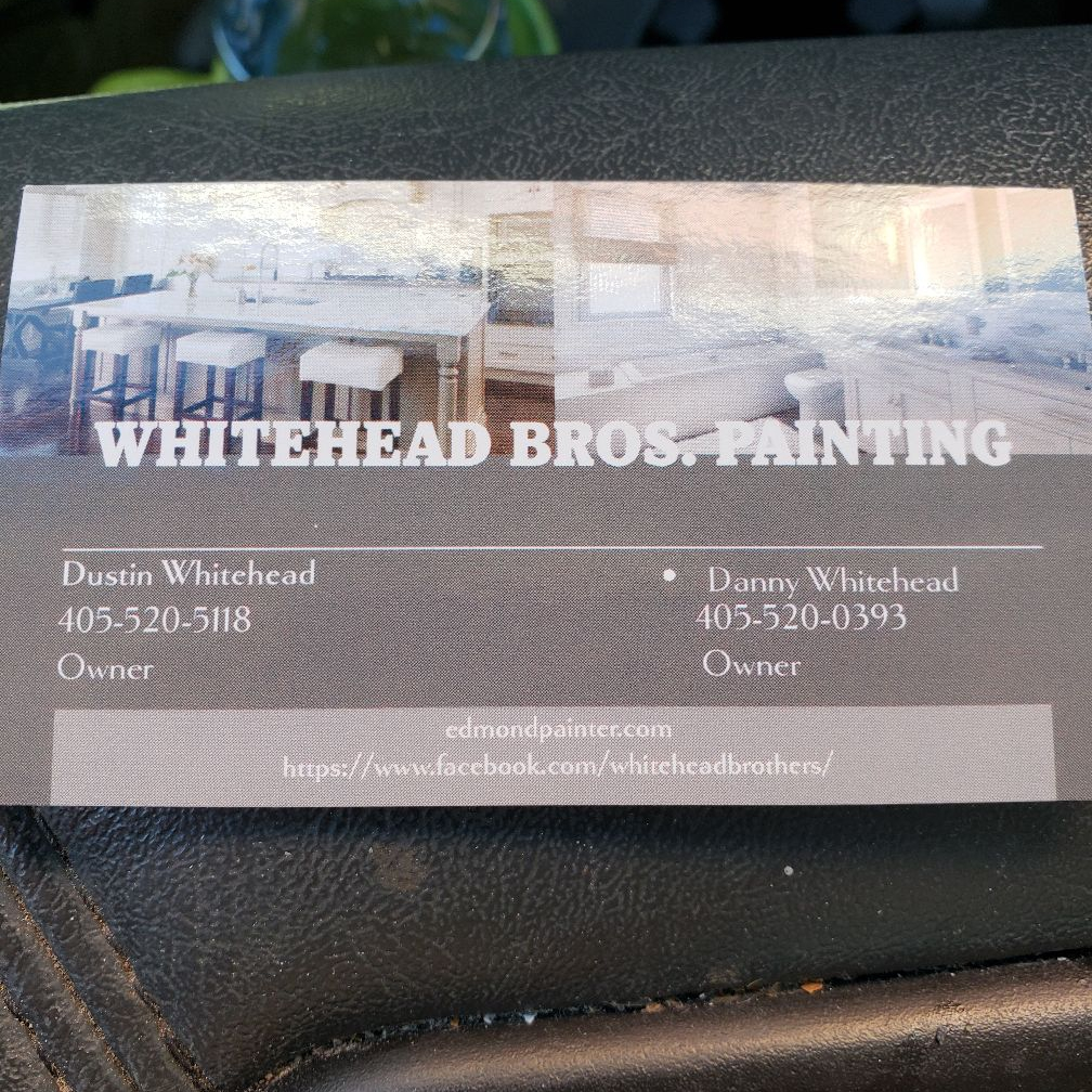 Whitehead Bros. Painting/remodeling