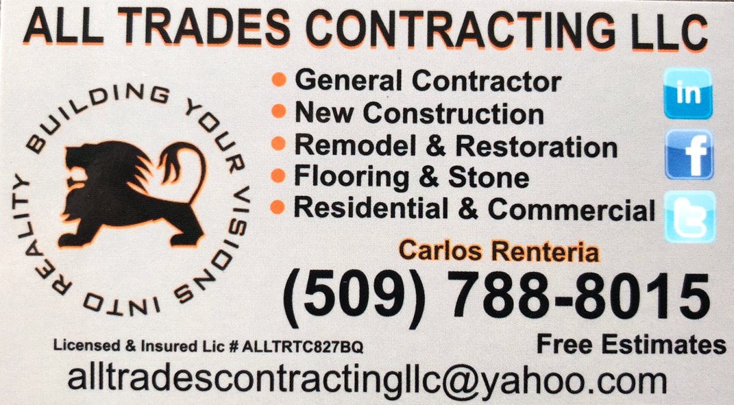 All Trades Contracting LLC