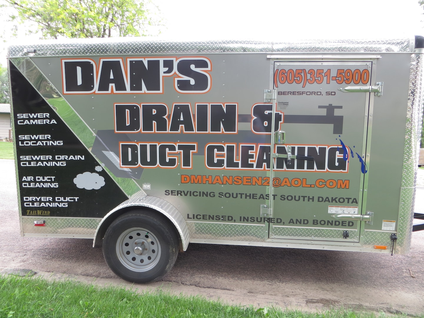 Dan's Drain & Duct Cleaning LLC