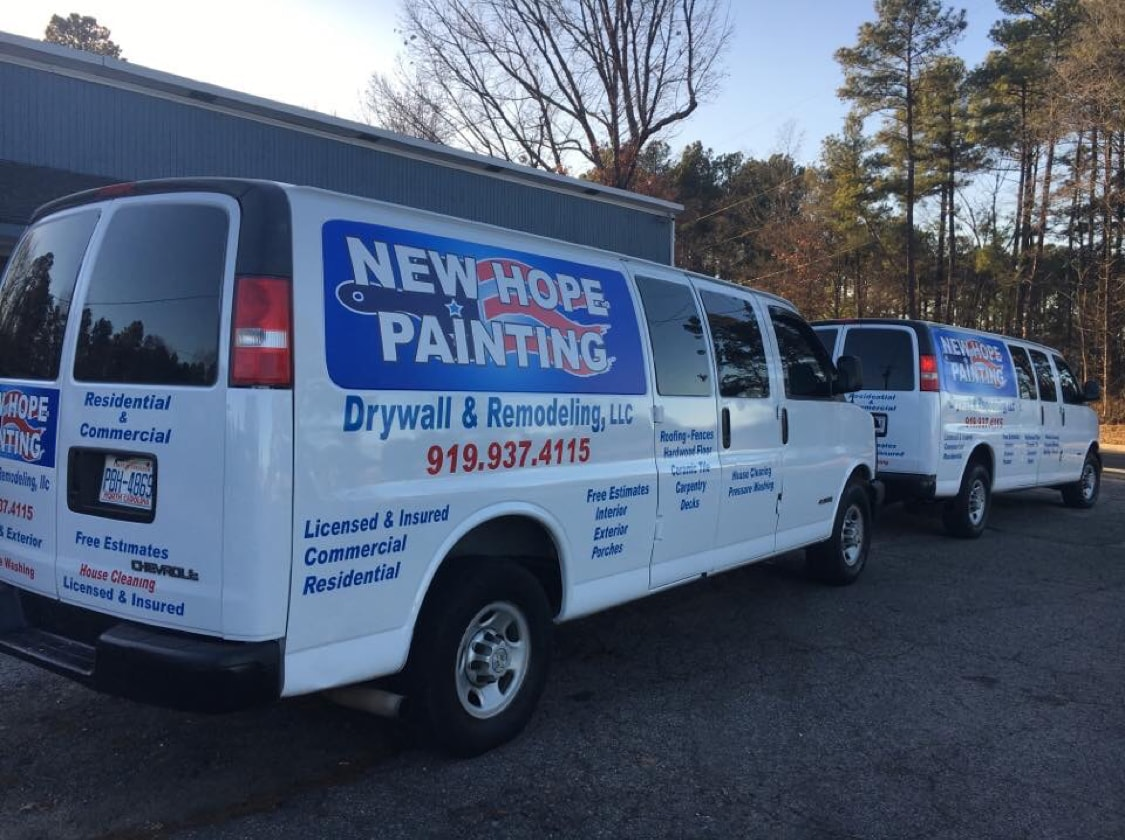 New Hope Painting Drywall & Remodeling LLC
