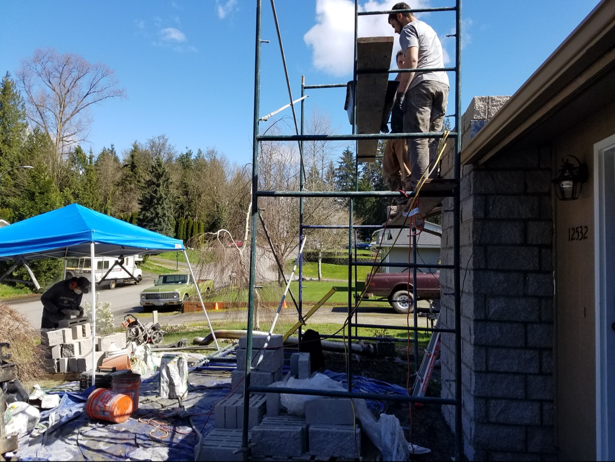 Bridgetown Chimney and Masonry LLC