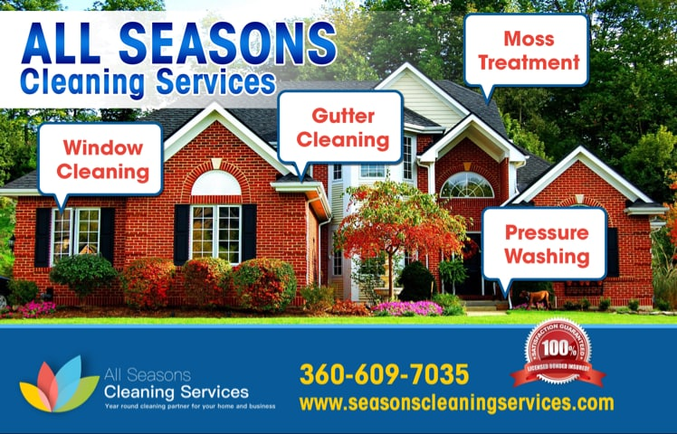 All Seasons Cleaning Services LLC