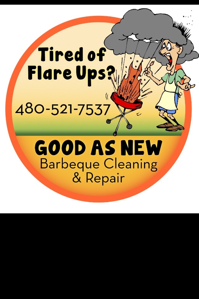 Good as New Barbeque Cleaning and Repair