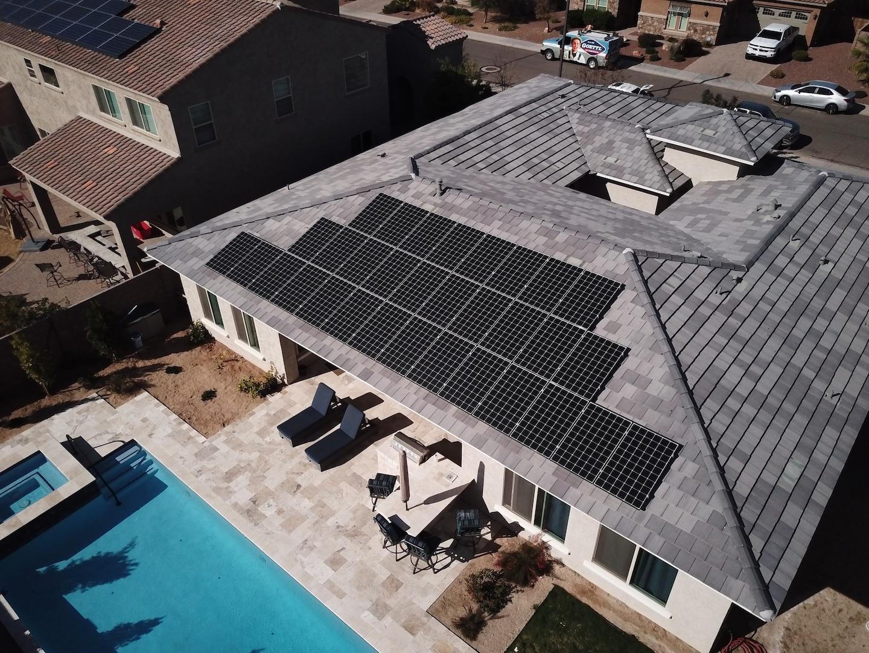 Aneva Solar logo