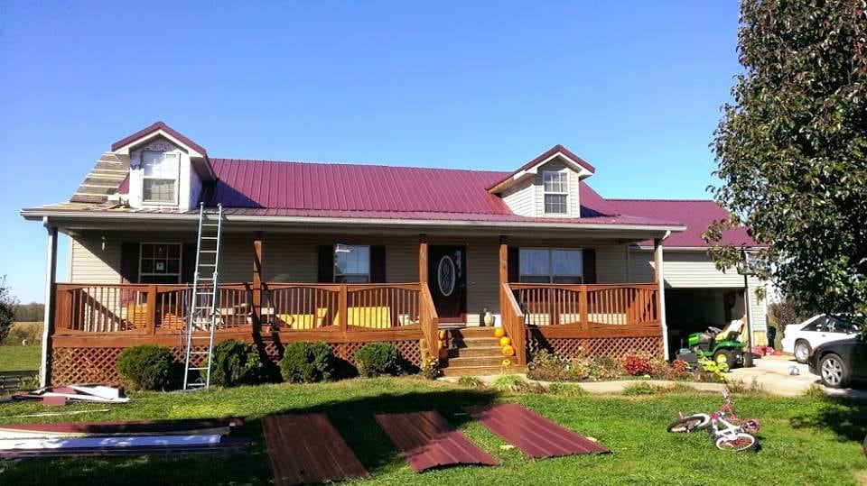 Pence and Sons Roofing and Remodeling