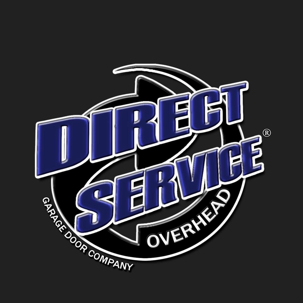Direct Service Overhead Garage Door Company logo