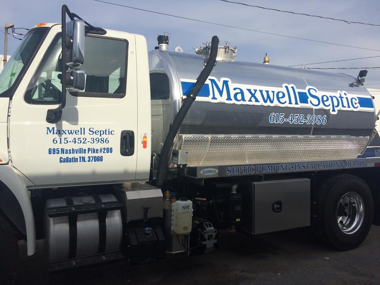 Maxwell Septic Pumping