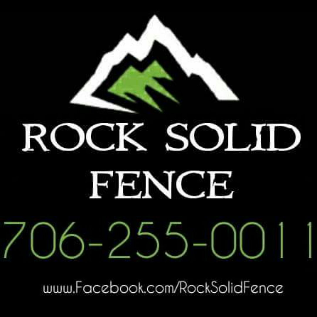 Rock Solid Fence