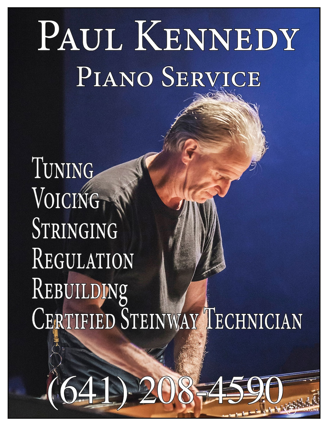 Paul Kennedy's Pro Piano Tuning And Repair Service