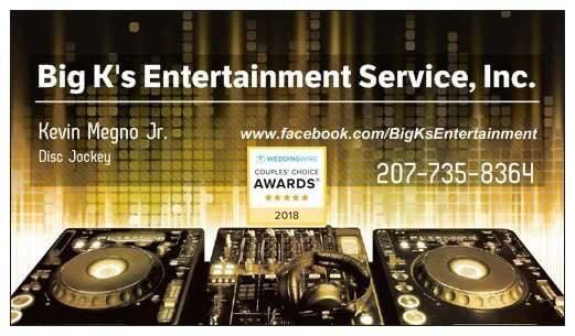 Big K's Entertainment Service Inc.