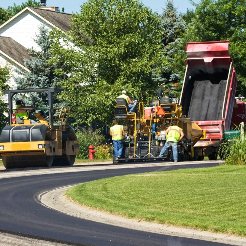 GEORGE'S ASPHALT PAVING