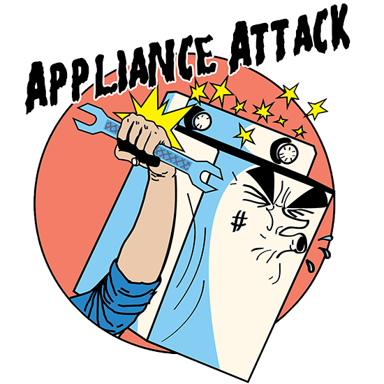 Appliance Attack logo