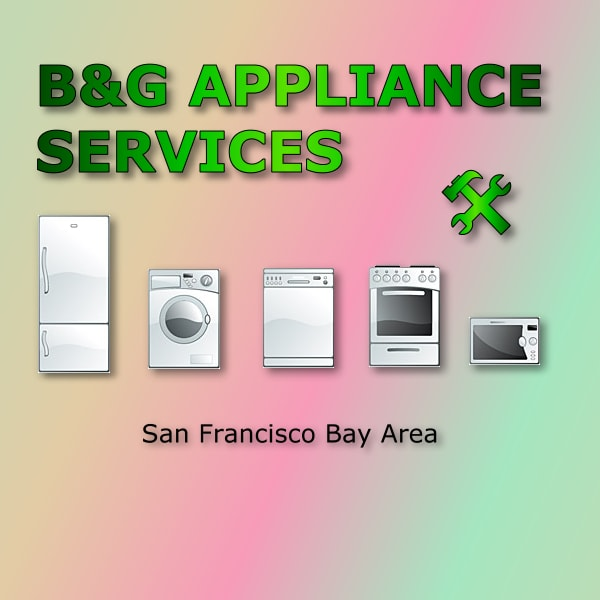 B&G APPLIANCE REPAIR SERVICE