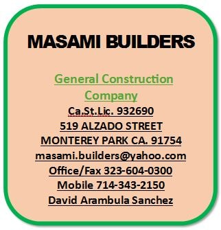 MASAMI BUILDERS Corp
