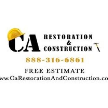 Ca Restoration And Construction