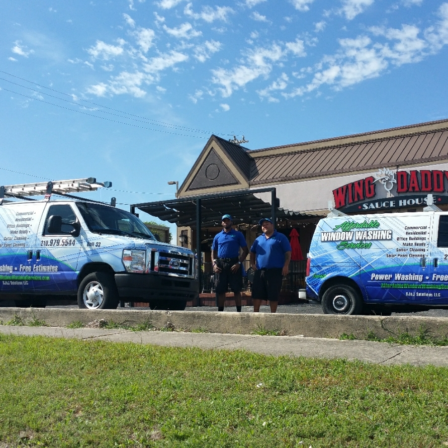 Affordable Window Washing Service