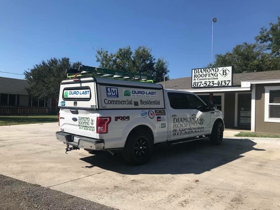 Diamond B Roofing and Const