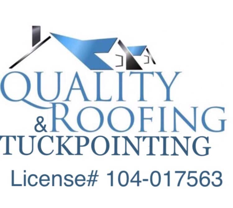 Quality Roofing and Tuck Pointing