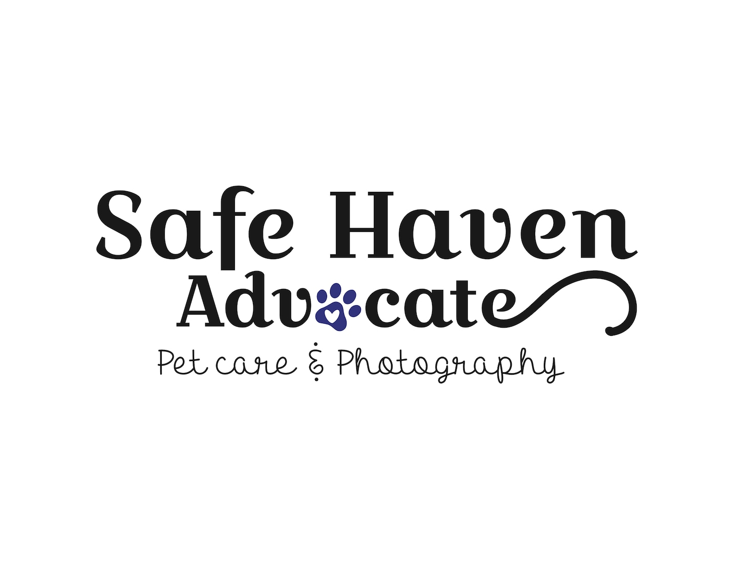 Safe Haven Advocate - Pet Care and Photography