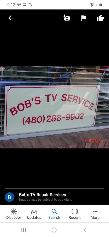 Bob's TV Service