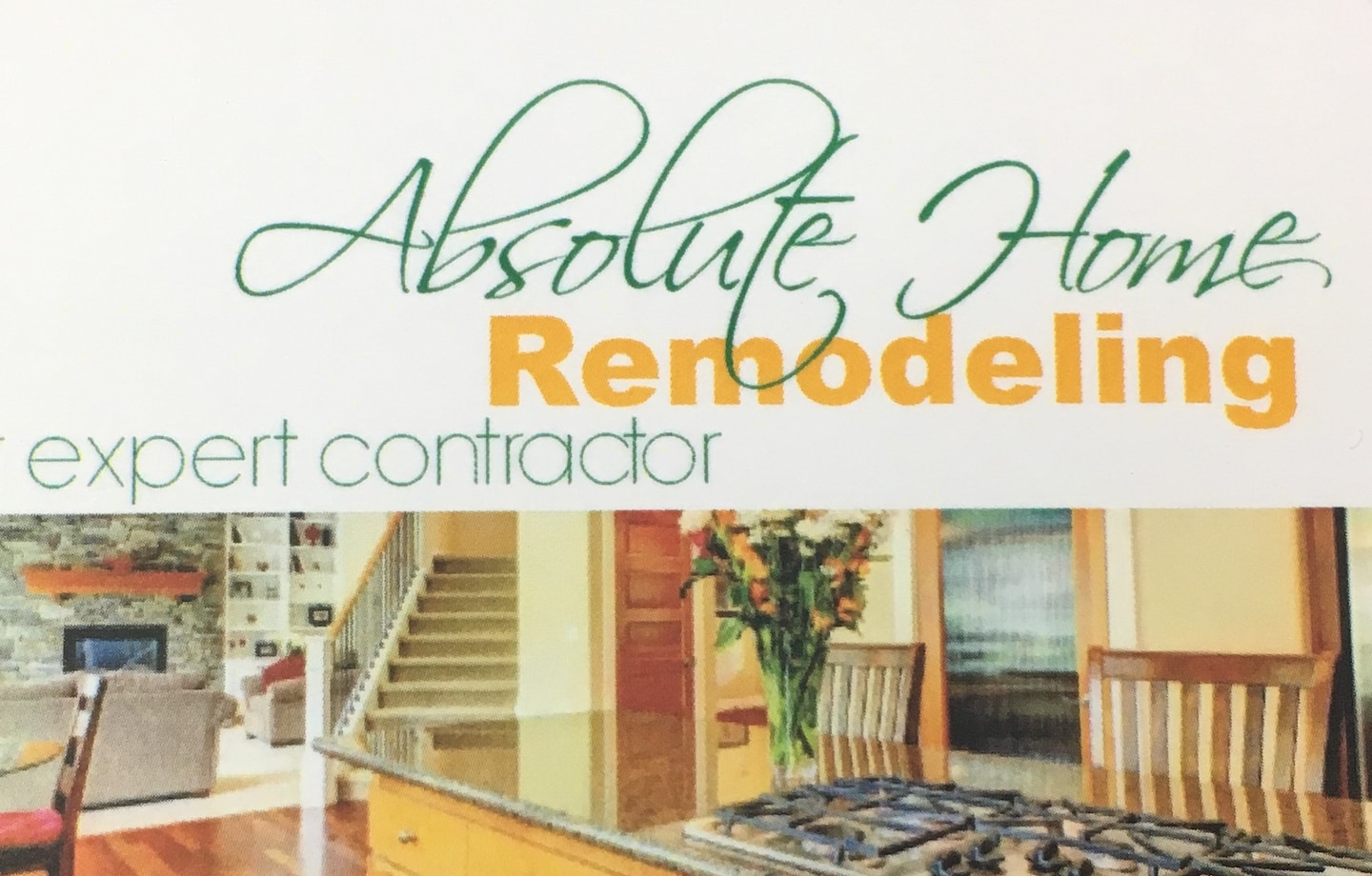 Absolute Home Remodeling