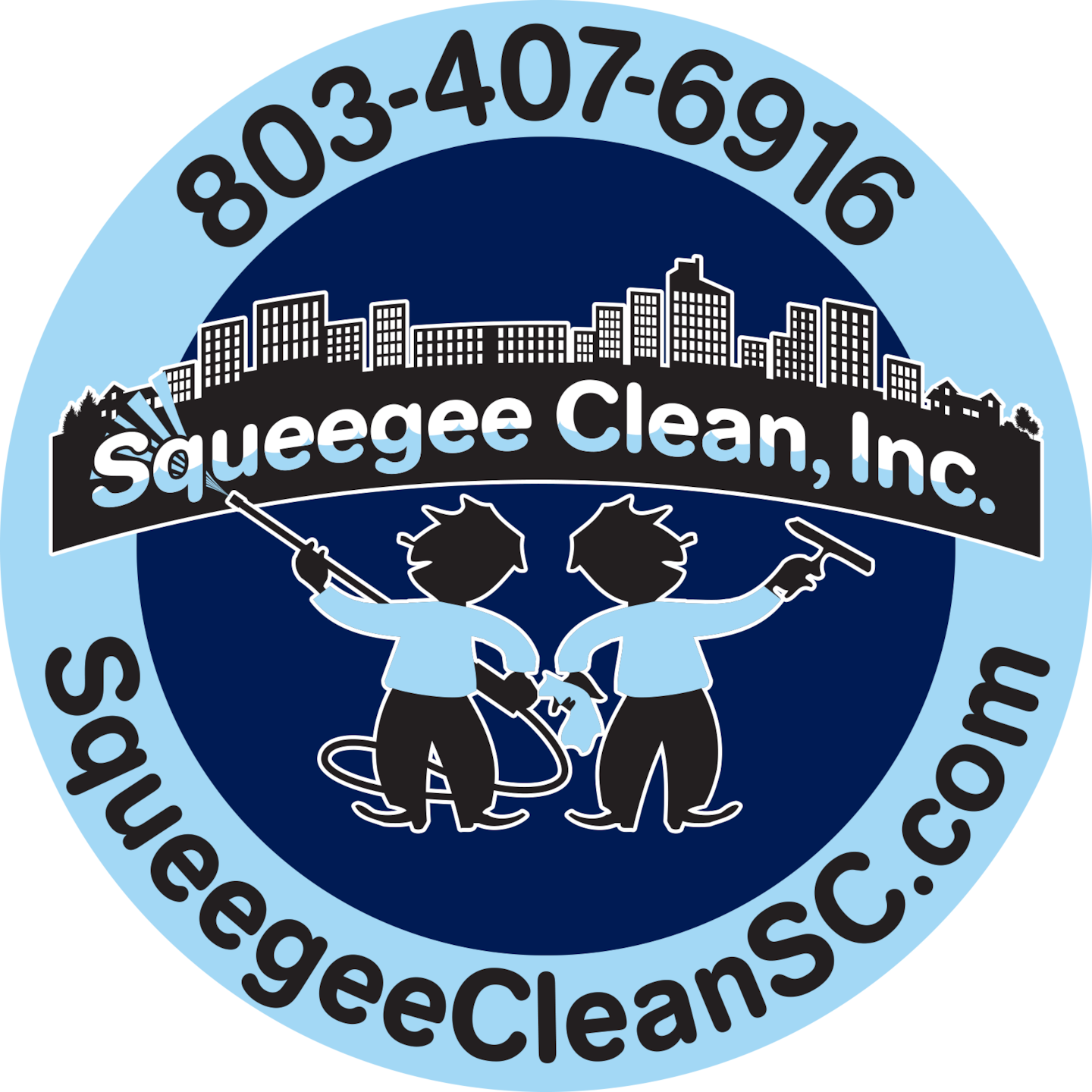 Squeegee Clean Inc.