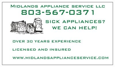 Midlands Appliance Service LLC