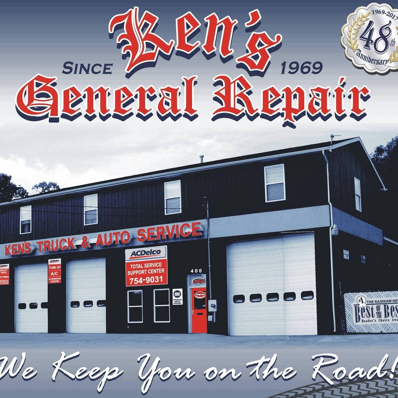 KEN'S GENERAL REPAIR