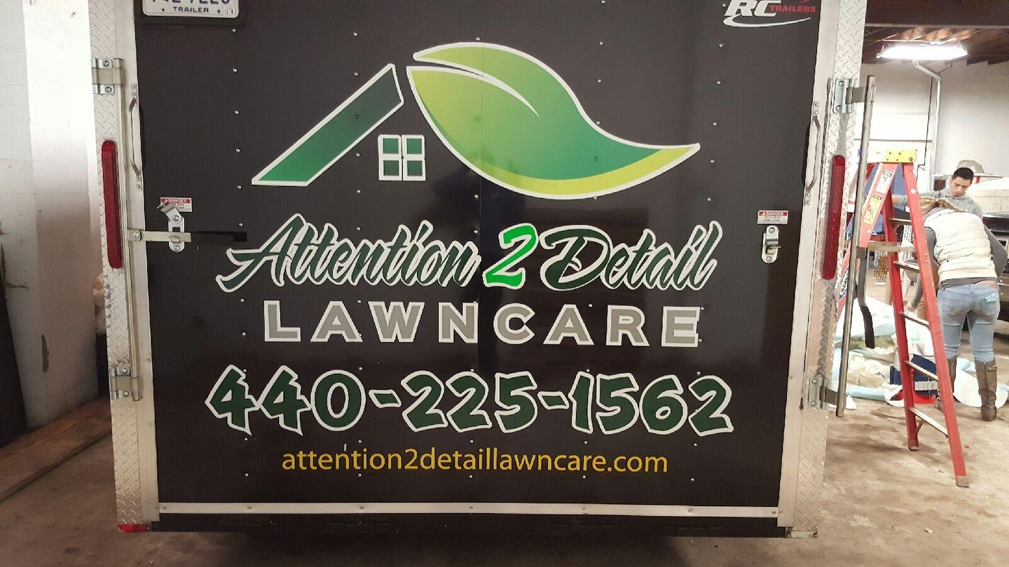Attention 2 Detail Lawn Care