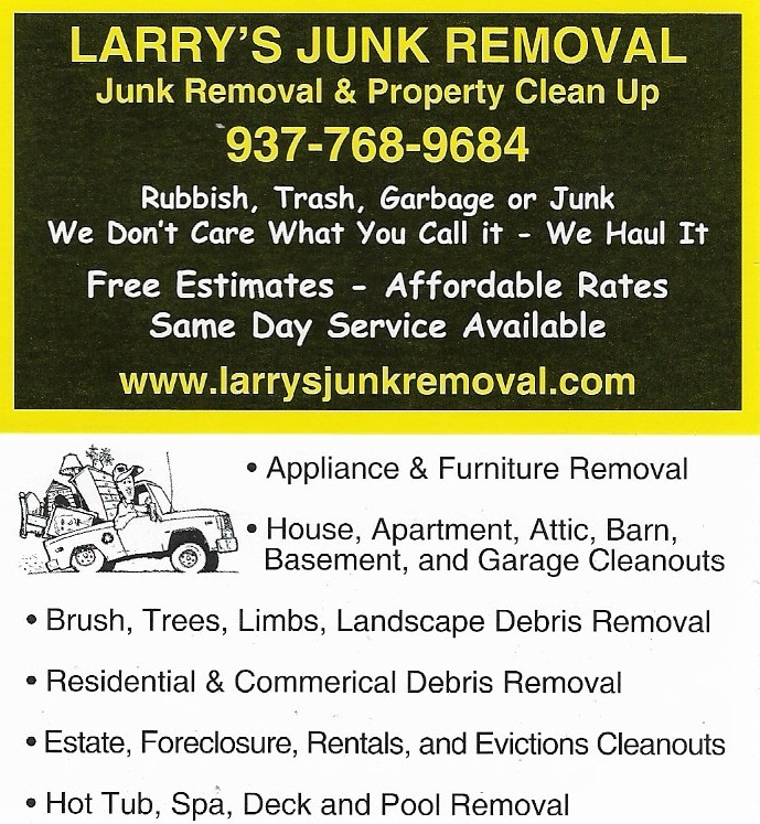 Larry's Junk Removal & Property Clean Up