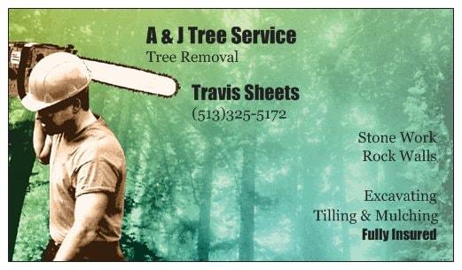 A & J Tree Service