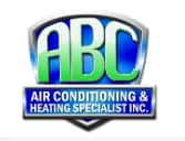 ABC Air Conditioning and Heating Specialist Inc logo