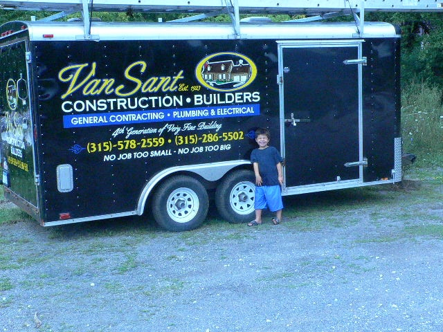 Vansant Construction logo