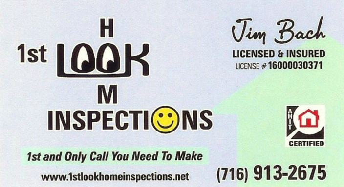 1st Look Home Inspections