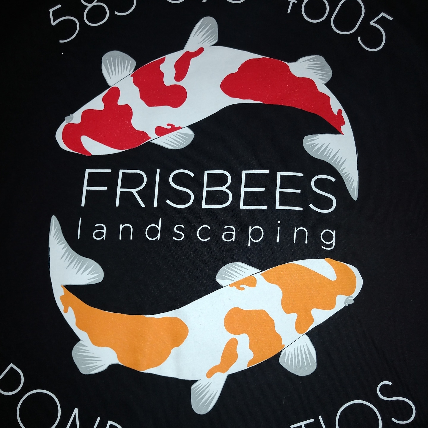 Frisbees Landscaping