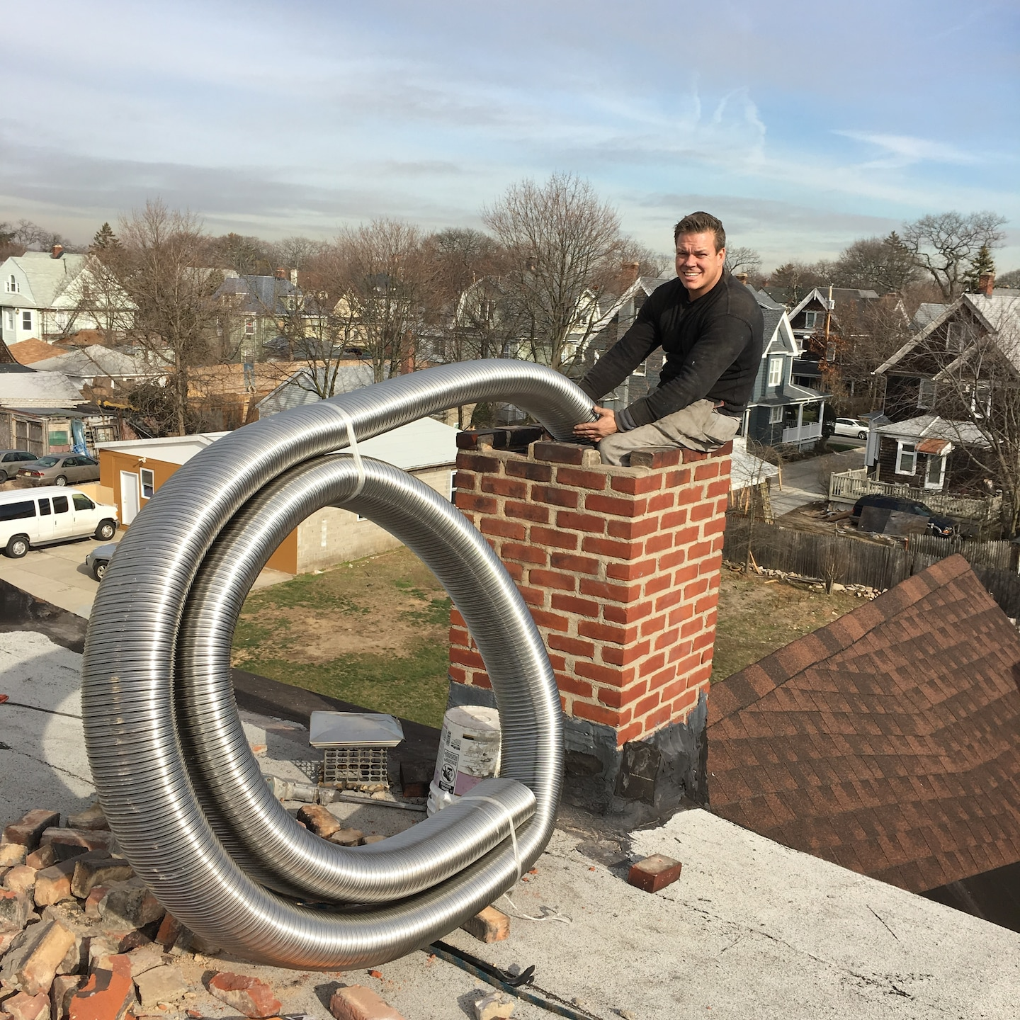 Skyline Maintenance Inc. (Chimneys)