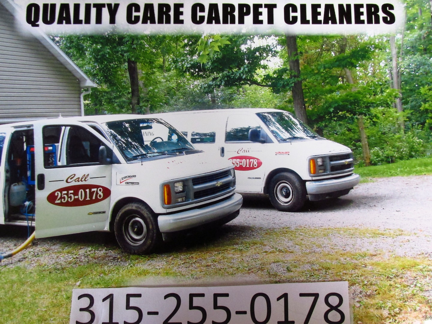 Quality Care Carpet Cleaners