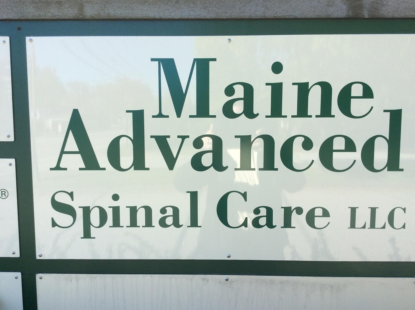 Maine Advanced Spinal Care