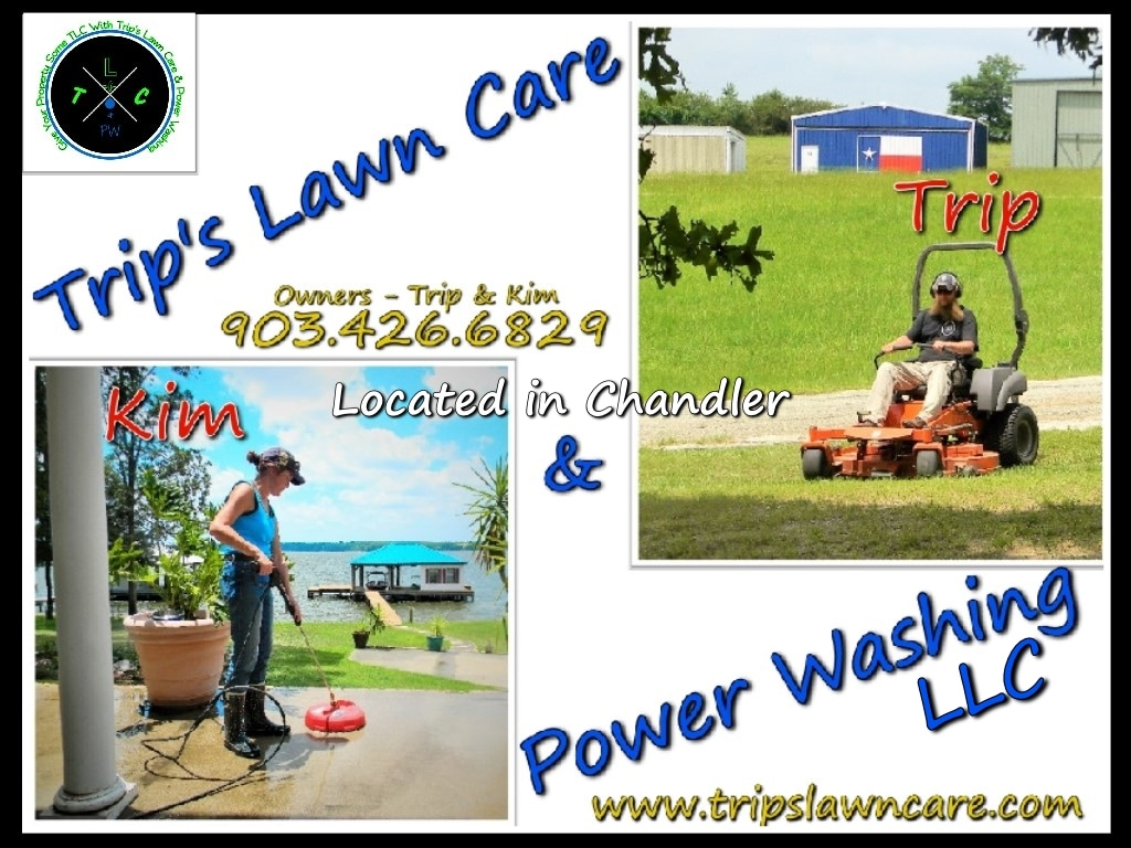 Trip's Lawn Care & Pressure Washing