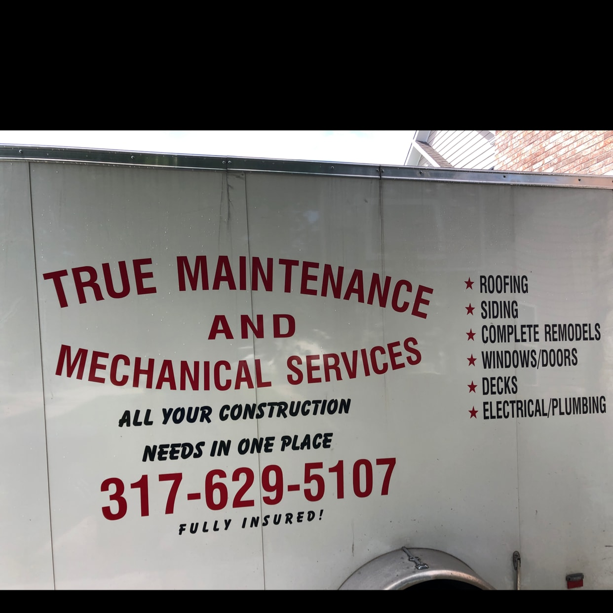 True Maintenance and Mechanical Services