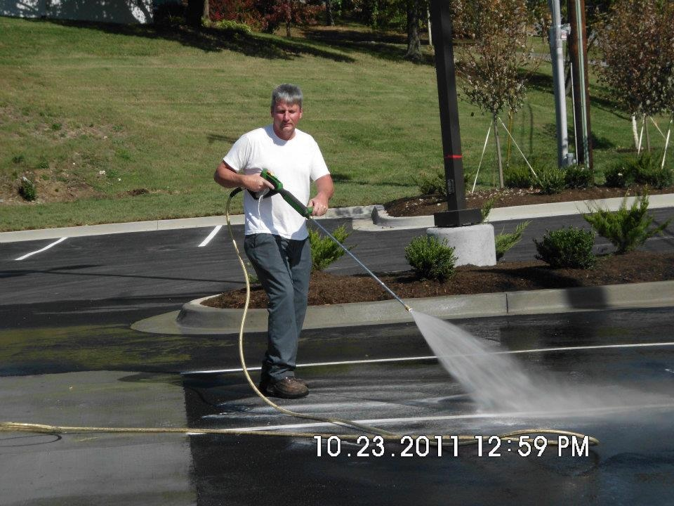 East Tennessee Window Cleaning & Pressure Washing