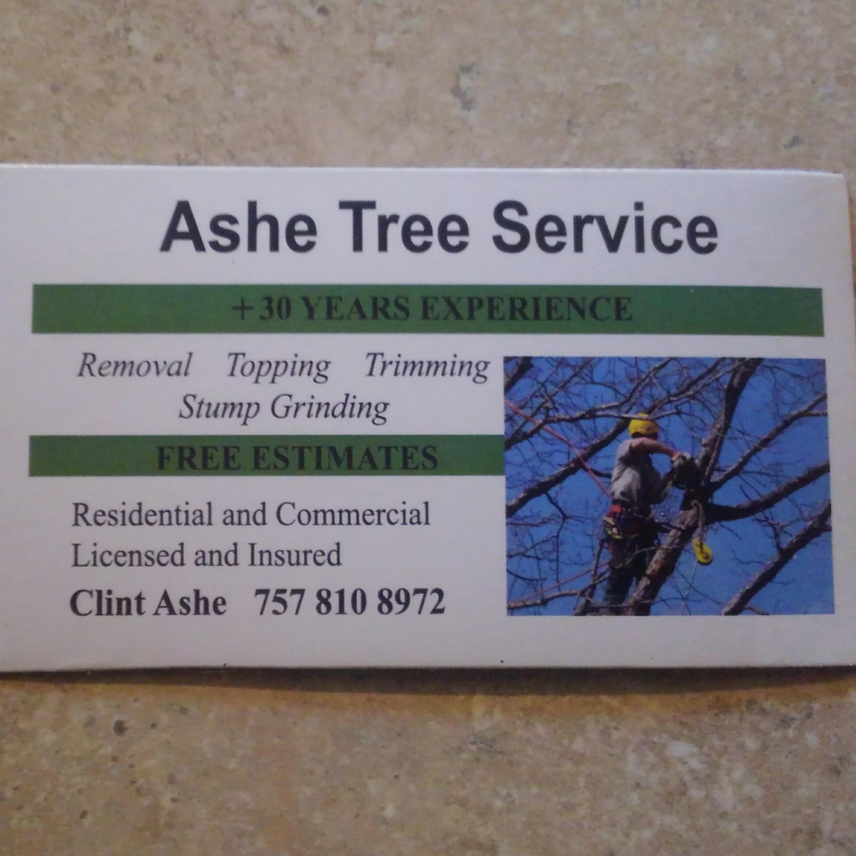 Ashe Tree Service